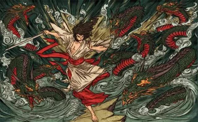 Bát Kỳ đại xà Orochi – Quái vật đình đám trong thần thoại Nhật Bản đã bị tiêu diệt như thế nào? - Ảnh 3.