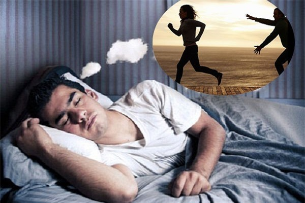 Mơ thấy ai đó rượt đuổi mình