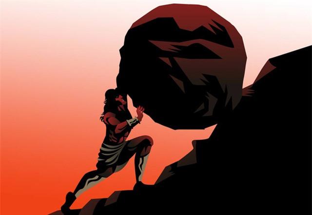 Thần thoại về Sisyphus – Bạo chúa quỷ quyệt từng đánh bại cả thần chết Thanatos - Ảnh 1.