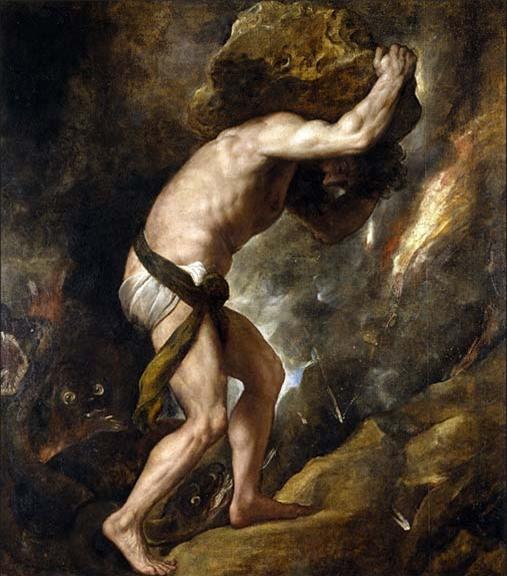 Thần thoại về Sisyphus – Bạo chúa quỷ quyệt từng đánh bại cả thần chết Thanatos - Ảnh 2.