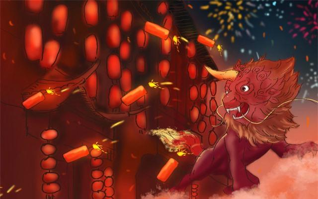 Thần thú Niên từng bị Hồng Quân Lão Tổ đánh bại trong thần thoại Trung Hoa quyền lực ra sao? - Ảnh 3.