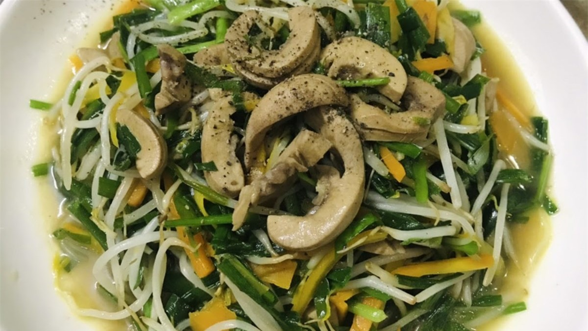 Thực đơn cơm chiều: 4 món dễ ăn