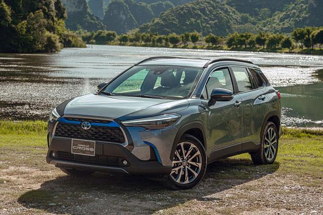 Toyota Việt Nam tăng trưởng doanh số mạnh mẽ trong tháng 5/2021