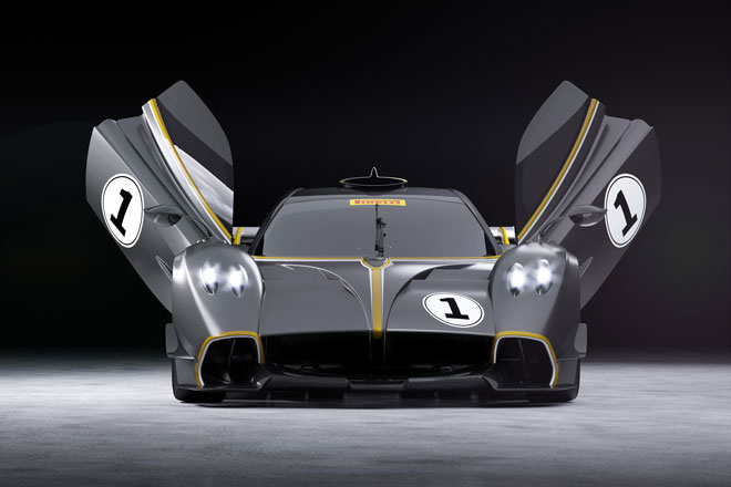 Top 10 xe hơi phiên bản đặc biệt ấn tượng nhất năm 2021