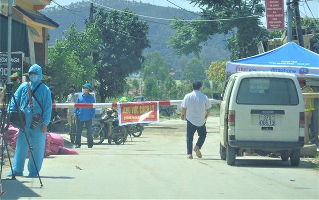 Khởi tố vụ án hình sự làm lây lan dịch Covid 19 ở Nghệ An và Hà Tĩnh