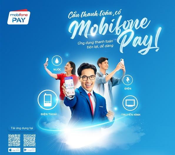 MobiFone chính thức ra mắt ví điện tử MobiFone Pay.