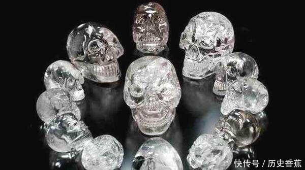Bí ẩn 13 hộp sọ pha lê được cho là để cứu các bộ lạc nguy cơ tuyệt chủng