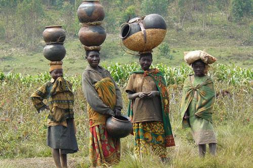 Khám phá 7 bộ lạc lâu đời nhất châu Phi