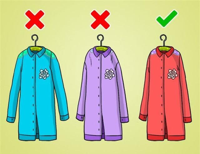 9 sai lầm hầu như ai cũng mắc phải khi cất giữ quần áo - Ảnh 3.