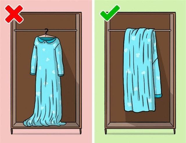 9 sai lầm hầu như ai cũng mắc phải khi cất giữ quần áo - Ảnh 4.