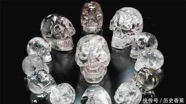 Bí ẩn 13 hộp sọ pha lê được cho là để cứu các bộ lạc nguy cơ tuyệt chủng 1