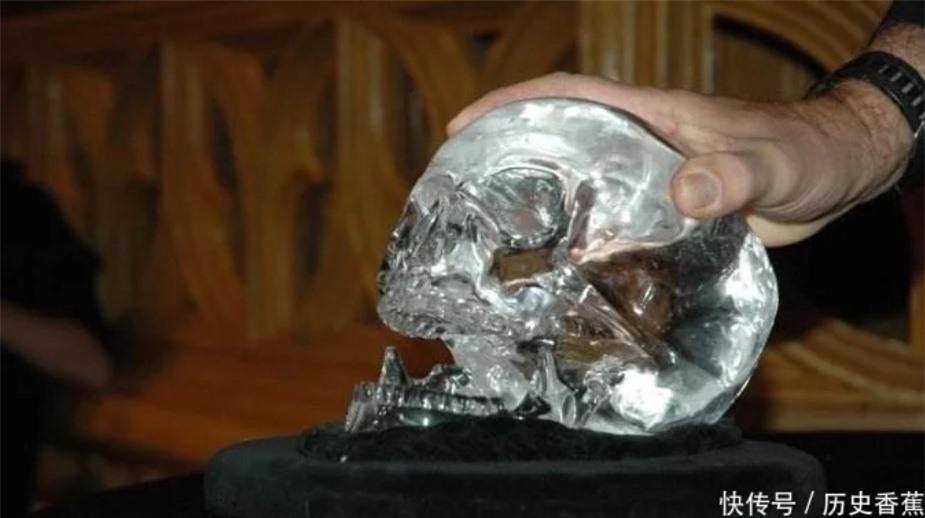 Bí ẩn 13 hộp sọ pha lê được cho là để cứu các bộ lạc nguy cơ tuyệt chủng 2
