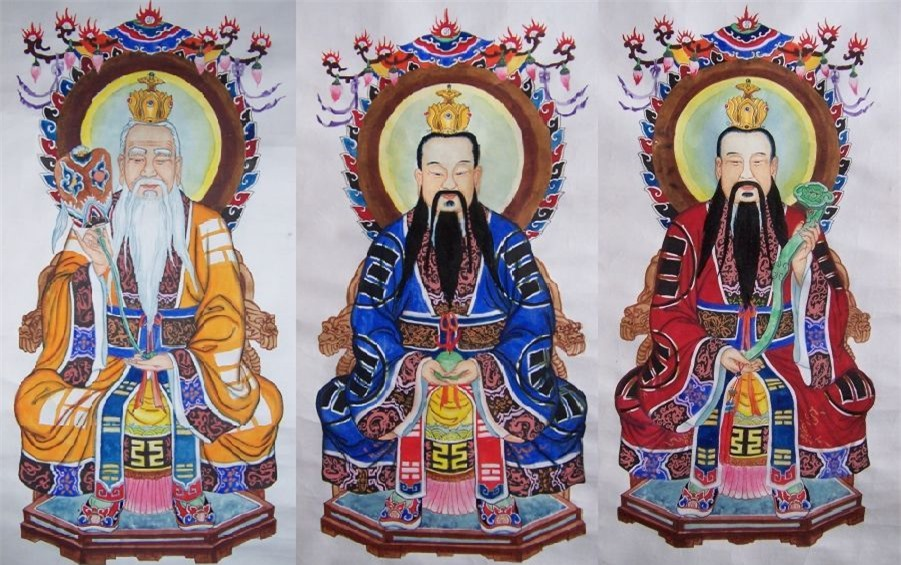 Hồng Quân Lão Tổ và ba đại đệ tử trong thần thoại Trung Hoa thật ra là những ai? - Ảnh 1.