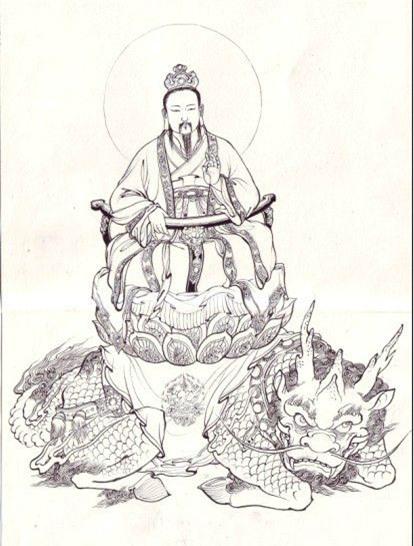Hồng Quân Lão Tổ và ba đại đệ tử trong thần thoại Trung Hoa thật ra là những ai? - Ảnh 2.