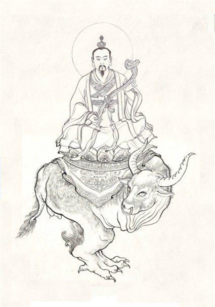 Hồng Quân Lão Tổ và ba đại đệ tử trong thần thoại Trung Hoa thật ra là những ai? - Ảnh 4.