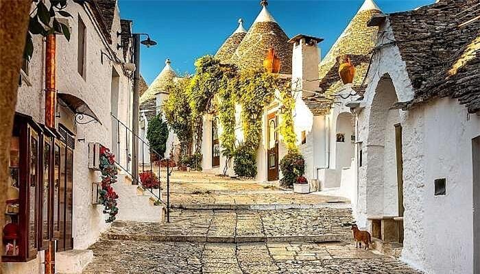 Những con phố đẹp nhất thế giới