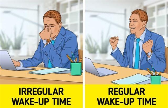 Thức dậy đúng giờ giúp tăng khả năng miễn dịch - Ảnh 6.