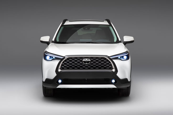 Toyota Corolla Cross 2022.