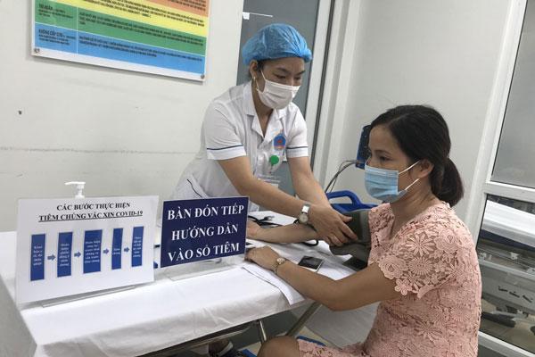 Việt Nam chuẩn bị cho chiến dịch tiêm chủng lớn nhất từ trước tới nay