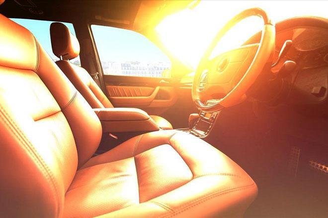 Những cách tránh nóng cho ôtô khi dừng, đỗ xe