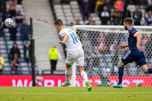 Schick tiết lộ kế hoạch đặc biệt để ghi bàn thắng xa nhất lịch sử các kỳ EURO