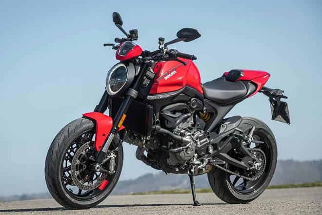 2. Ducati Monster.