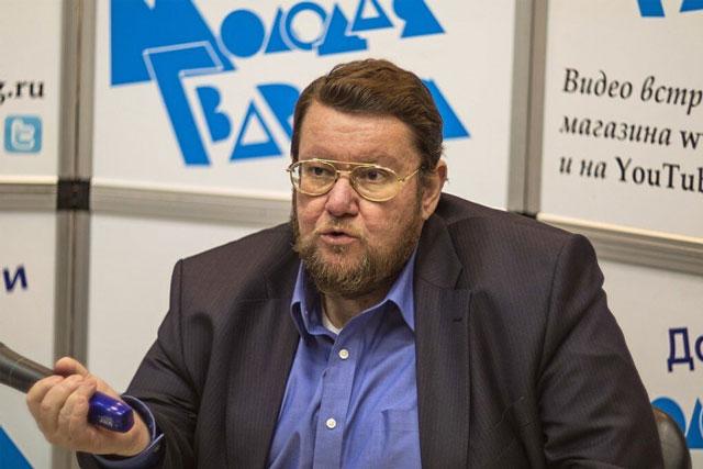 Ông Yevgeny Satanovsky.