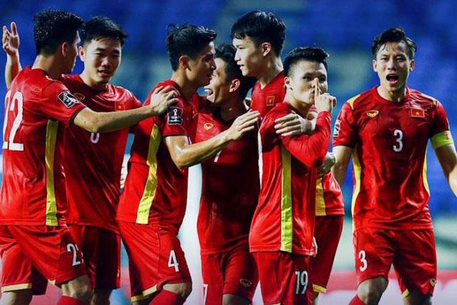 Đội tuyển Việt Nam đã có vé vào chơi ở vòng loại cuối cùng World Cup 2022.
