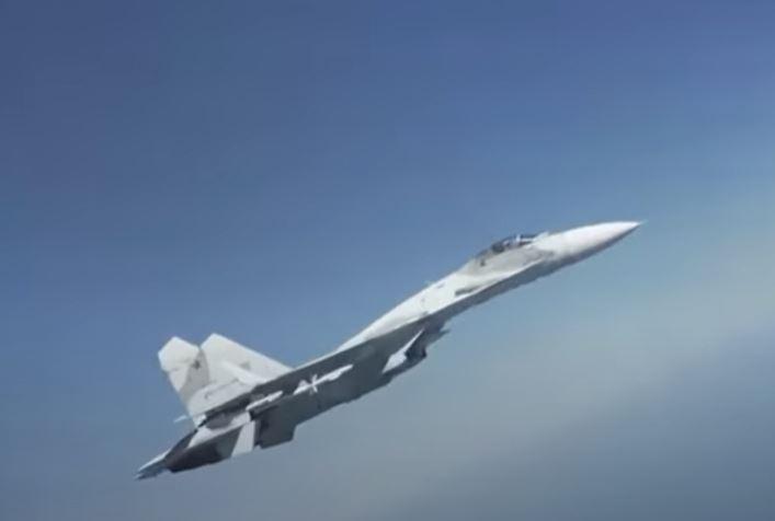 Hai chiếc F-35 của Mỹ bị tiêm kích Nga đánh chặn gần căn cứ không quân Khmeimim
