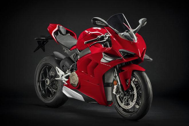 9. Ducati Superleggera V4.