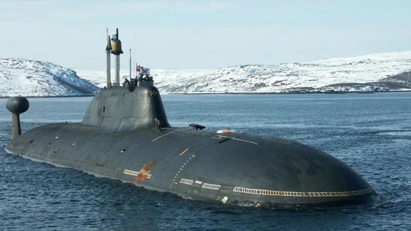 Ấn Độ trả lại Nga tàu ngầm hạt nhân Schuka-B để nhận về... Yasen-M?