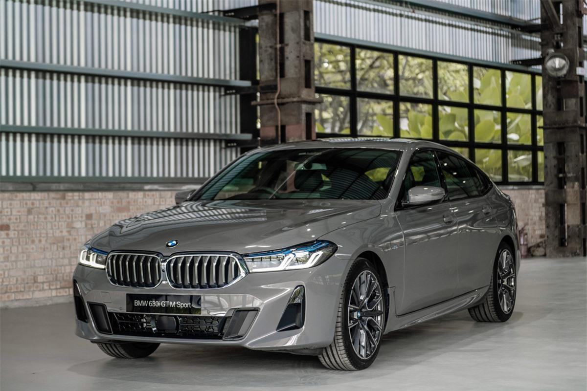 BMW 6-Series Gran Turismo 2021. Ảnh: Paultan