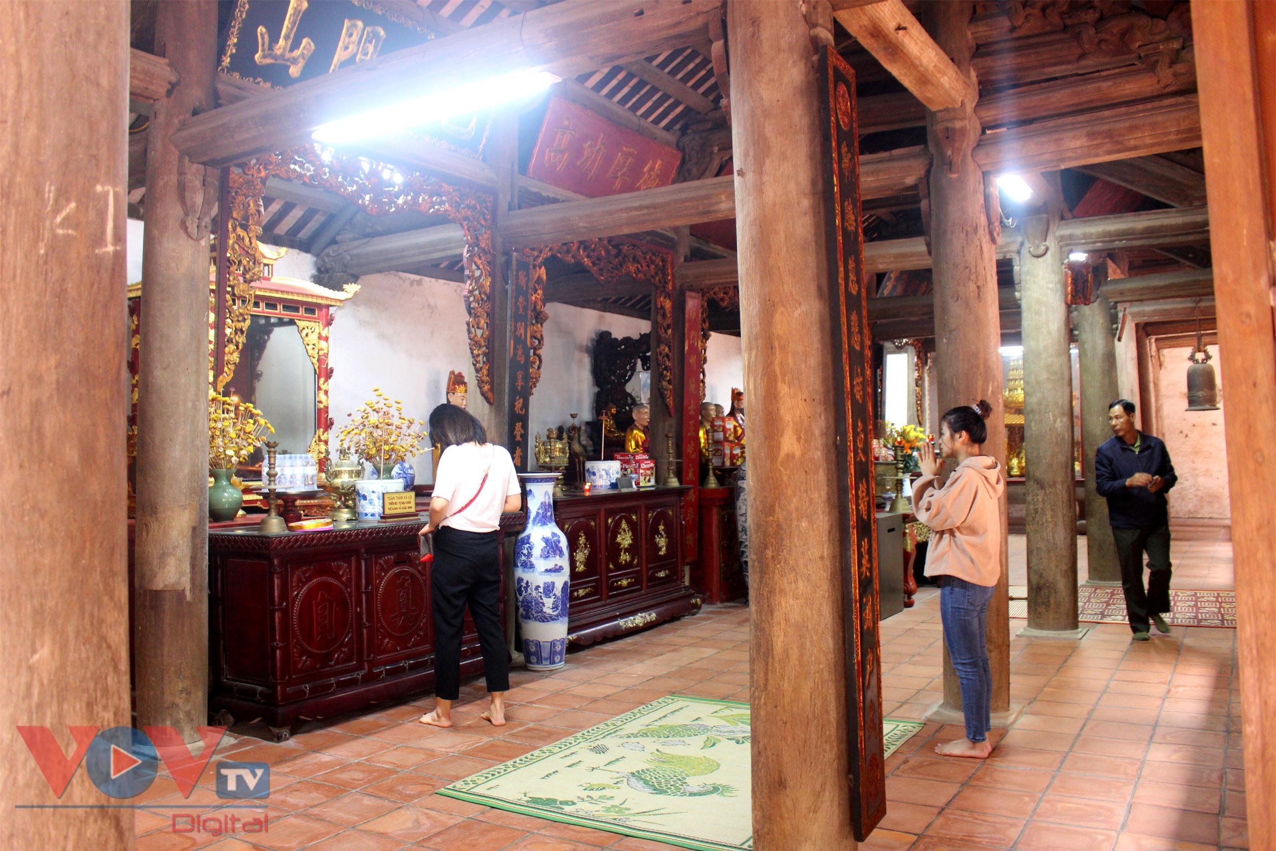 Chùa Đậu - Ngôi chùa 'Đệ nhất danh lam' - Ảnh 9.