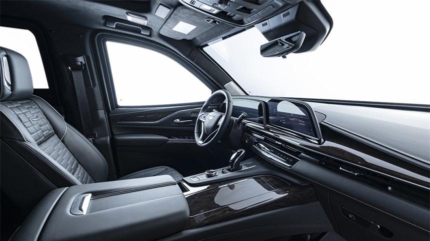Cadillac Escalade 2021. Ảnh: Inkas