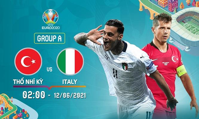 Thổ Nhĩ Kỳ sẽ gặp rất nhiều khó khăn trước Italy