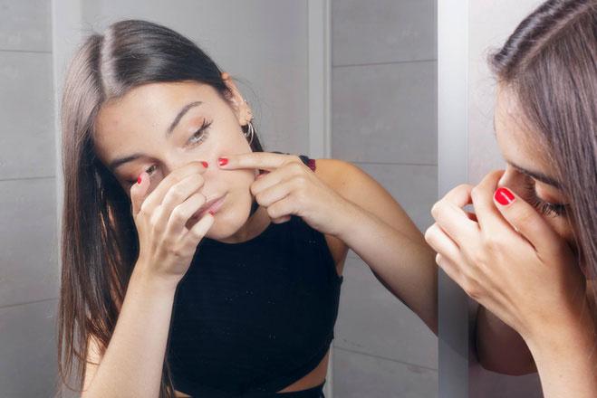 5 thói quen khiến lỗ chân lông ngày càng nở to khiến chị em mất tự tin