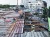 Đà Nẵng: Từ 19/6, triển khai phương án phân luồng mới để thi công cụm nút giao phía Tây cầu Trần Thị Lý