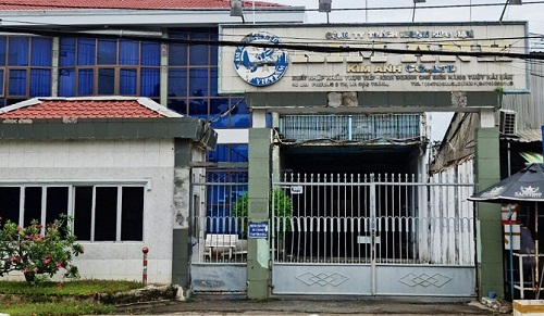 Công ty Kim Anh tại TP Sóc Trăng