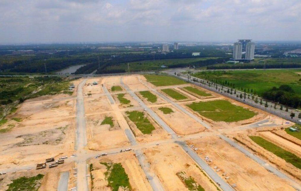 """Khu đất công 43 ha tại trung tâm TP. Thủ Dầu Một của Tổng Công ty 3/2 bị """"hô biến"""" vào tay tư nhân."""