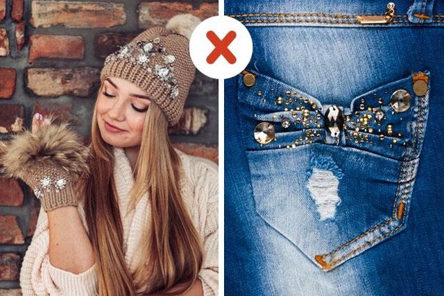 7 lỗi thời trang sẽ khiến bạn trông kém hấp dẫn