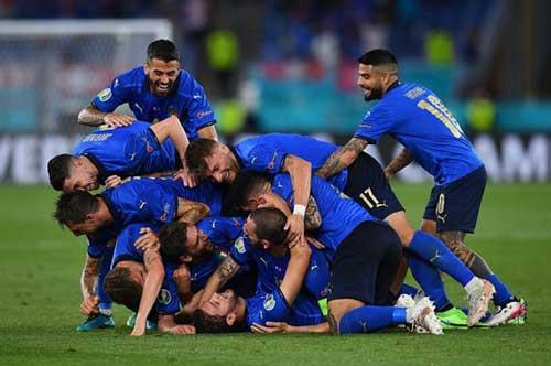 Điểm nhấn trận Italia vs Thụy Sĩ: Một Azzurri hoàn hảo