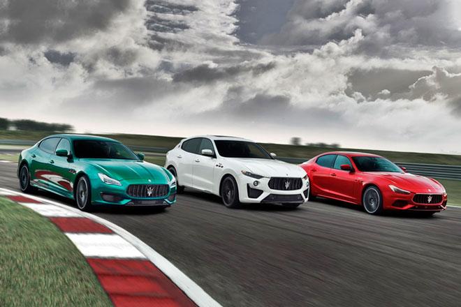 5. Maserati Trofeo Collection.