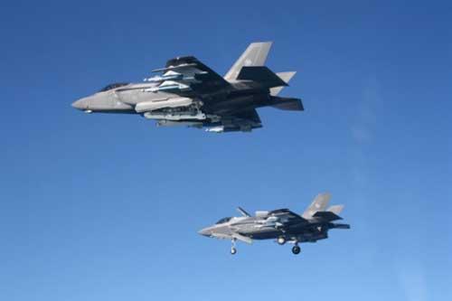 """Ý lo F-35 gần biên giới Nga thành """"mồi ngon"""" của MiG-35"""
