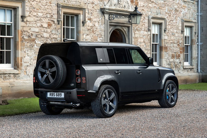 Top 10 xe hơi động cơ V8 đáng sở hữu nhất năm 2021