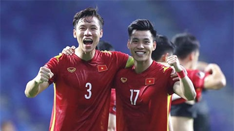 FIFA: 'ĐT Việt Nam vượt qua vòng loại thứ hai là bất ngờ lớn nhất của châu Á'