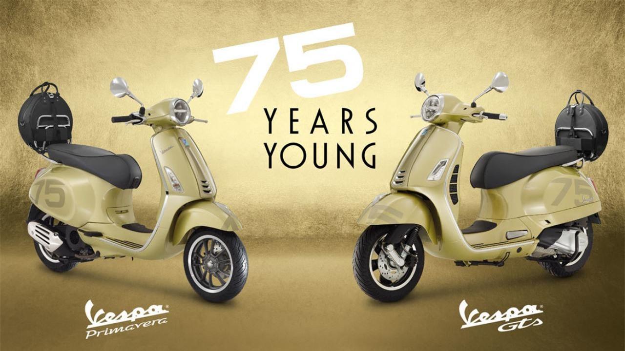 Vespa ra mắt hai phiên bản đặc biệt, giá từ 118 triệu đồng 1