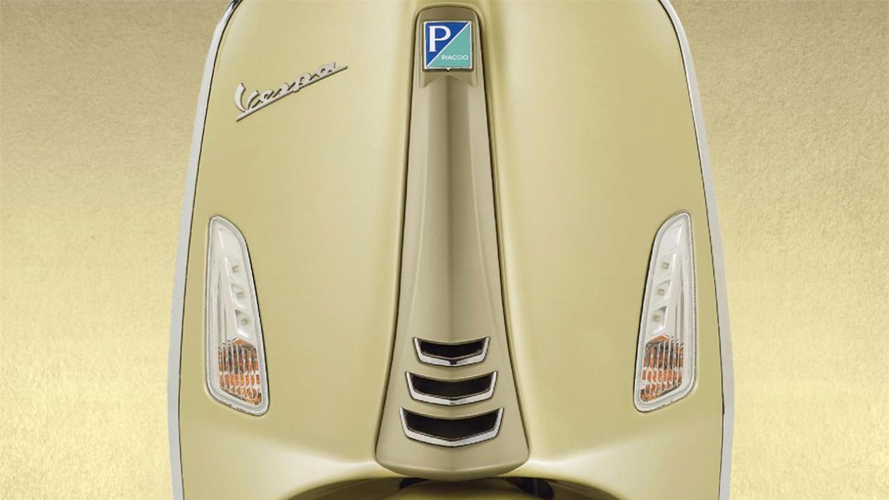 Vespa ra mắt hai phiên bản đặc biệt, giá từ 118 triệu đồng 2
