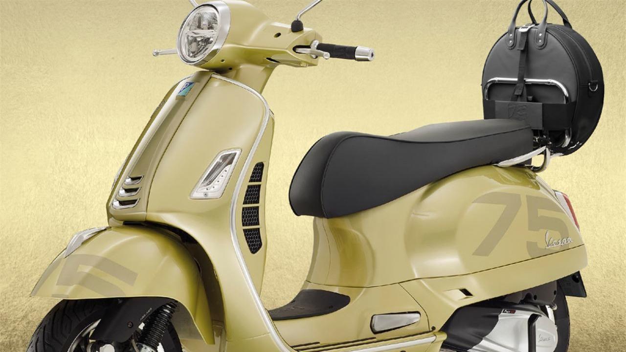 Vespa ra mắt hai phiên bản đặc biệt, giá từ 118 triệu đồng 5
