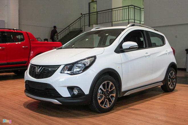 VinFast Fadil dẫn đầu thị trường với doanh số 1.868 xe.