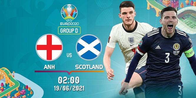 Nhận định trận đấu giữa Anh vs. Scotland